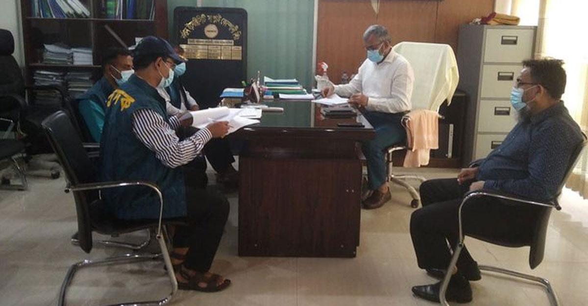 বরাদ্দের কোটি টাকা আত্মসাৎ, নেসকো সদরদফতরে দুদক