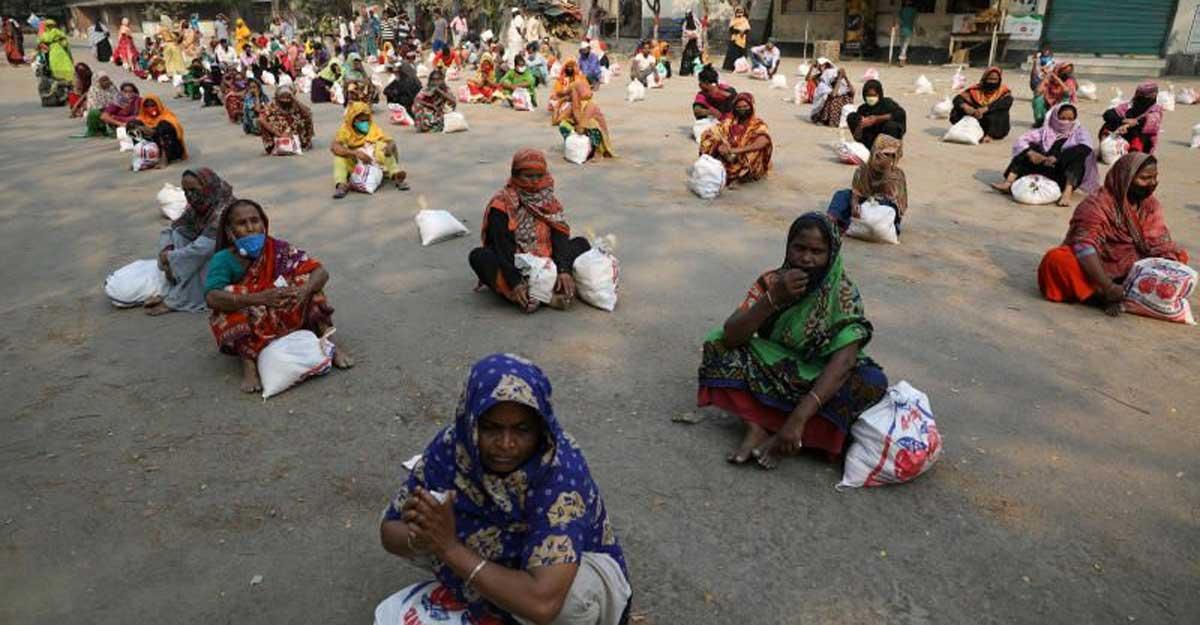 করোনা : আর্থিক সহায়তায় ৫৭২ কোটি টাকা বরাদ্দ