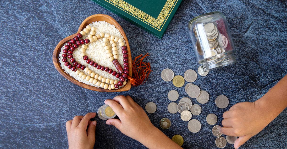 দান-সদকা যেভাবে জাহান্নাম থেকে দূরে রাখবে