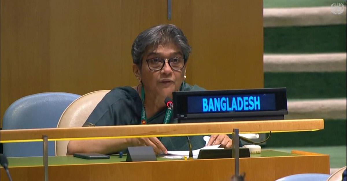 জাতিসংঘের রেজুলেশনে রোহিঙ্গা প্রত্যাবাসন না থাকায় 'হতাশ' বাংলাদেশ