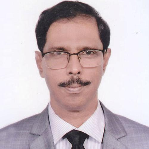 Dr. Syed Samsuddin Ahmed